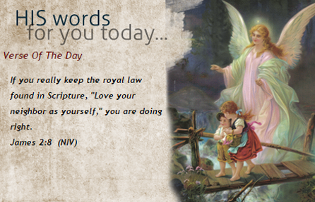 His Words For You…..